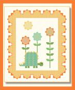 Blossom Quilt Sewing Pattern from Pieces From My Heart 2