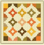 Loveliness Quilt Sewing Pattern from Pieces From My Heart 2