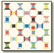 Sew Good Quilt Sewing Pattern from Pieces From My Heart 2