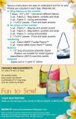 Bermuda Bag sewing pattern from Pink Sand Beach Designs 2