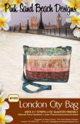 London City Bag sewing pattern from Pink Sand Beach Designs