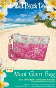Maui Glam Bag sewing pattern from Pink Sand Beach Designs
