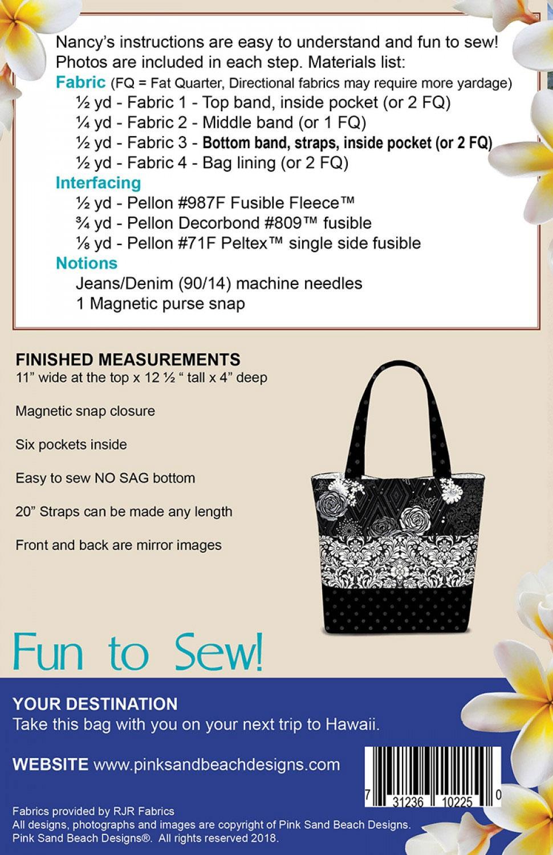 Aloha-Tote-sewing-pattern-Pink-Sand-Beach-Designs-back
