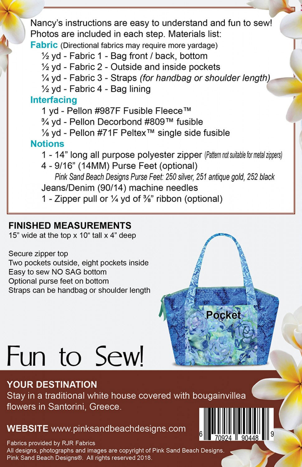 Santorini-Handbag-sewing-pattern-Pink-Sand-Beach-Designs-back