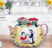Afternoon Tea Party sewing pattern from Pink Sand Beach Designs