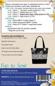 Aloha Tote sewing pattern from Pink Sand Beach Designs 1