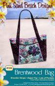 Brentwood Bag sewing pattern from Pink Sand Beach Designs