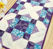 Daydream Table Runner sewing pattern from Pink Sand Beach Designs 2
