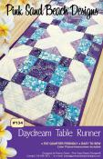 Daydream Table Runner sewing pattern from Pink Sand Beach Designs