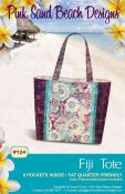 Fiji Tote sewing pattern from Pink Sand Beach Designs