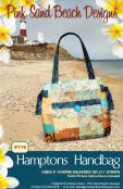 Hamptons Handbag sewing pattern from Pink Sand Beach Designs