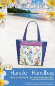 Hanalei Handbag sewing pattern from Pink Sand Beach Designs