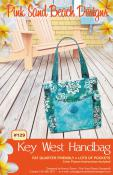 Key West Handbag sewing pattern from Pink Sand Beach Designs