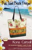 Kona Carryall sewing pattern from Pink Sand Beach Designs