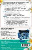 Paris Purse sewing pattern from Pink Sand Beach Designs 1