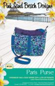 Paris Purse sewing pattern from Pink Sand Beach Designs