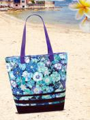 St. Tropez Tote sewing pattern from Pink Sand Beach Designs 2
