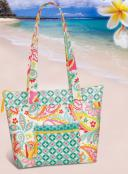 Tahiti Tote sewing pattern from Pink Sand Beach Designs 2