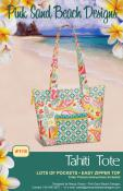 Tahiti Tote sewing pattern from Pink Sand Beach Designs