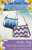 Aruba Bag sewing pattern from Pink Sand Beach Designs