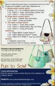 Catalina Sling sewing pattern from Pink Sand Beach Designs 2
