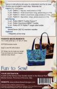 Tuscany Tote sewing pattern from Pink Sand Beach Designs 2