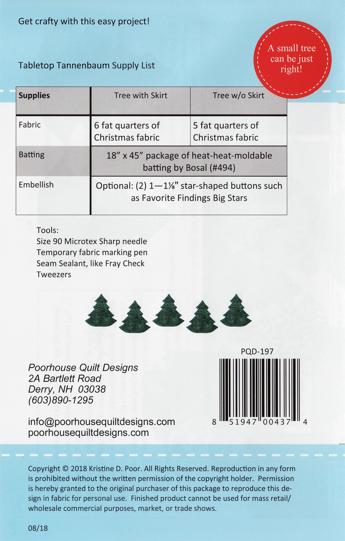 Tabletop-Tannenbaum-sewing-pattern-Poorhouse-Designs-back