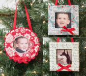 Festive Frames sewing pattern by Poorhouse Quilt Designs 3