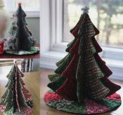 INVENTORY REDUCTION...Tabletop Tannenbaum sewing pattern by Poorhouse Quilt Designs 2