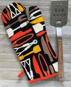 Chef's Mitt sewing pattern by Poorhouse Quilt Designs 4