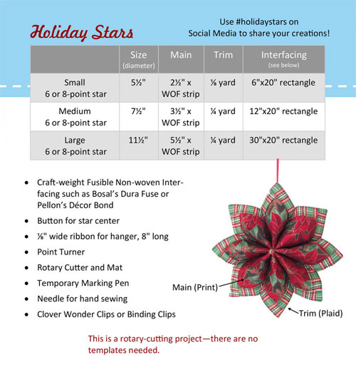 Holiday-Stars-sewing-pattern-Poorhouse-Designs-back