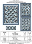 All For One quilt sewing pattern from Quilt Moments 2