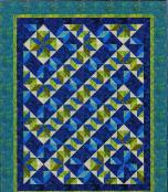 All For One quilt sewing pattern from Quilt Moments 4