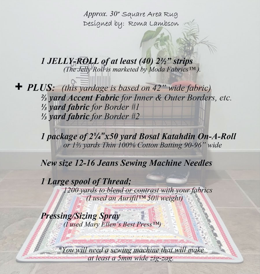 Jelly-Roll-Rug-Plus-sewing-pattern-from-RJ-designs-back