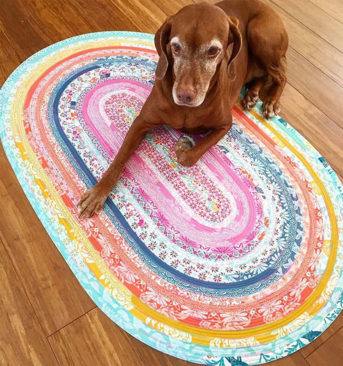 Jelly-Roll-Rug-sewing-pattern-from-RJ-designs-2