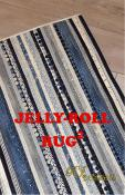 Jelly Roll Rug 2 sewing pattern from RJ Designs