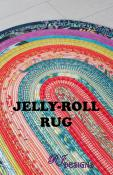 Jelly Roll Rug sewing pattern from RJ Designs