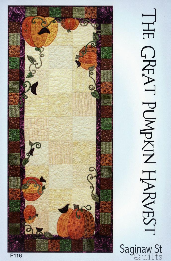 the-great-pumpkin-harvest-sewing-pattern-Saginaw-st-quilts-front