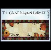 The Great Pumpkin Harvest sewing pattern from Saginaw St Quilts 3