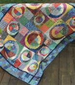 Roundabout quilt sewing pattern from Saginaw St Quilts 2