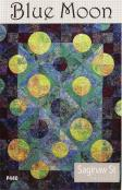 Blue Moon quilt sewing pattern from Saginaw St Quilts