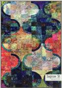 Enchanted quilt sewing pattern from Saginaw St Quilts 2