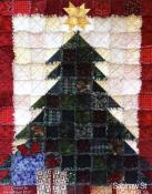 Oh Christmas Tree Dressed for the Holidays quilt sewing pattern from Saginaw St Quilts 2