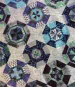 Summit quilt sewing pattern from Saginaw St Quilts 2