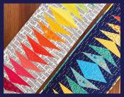 Fleet Street Table Runner sewing pattern from Sassafras Lane Designs 2