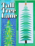 Tall Tree Lane quilt sewing pattern from Sassafras Lane Designs