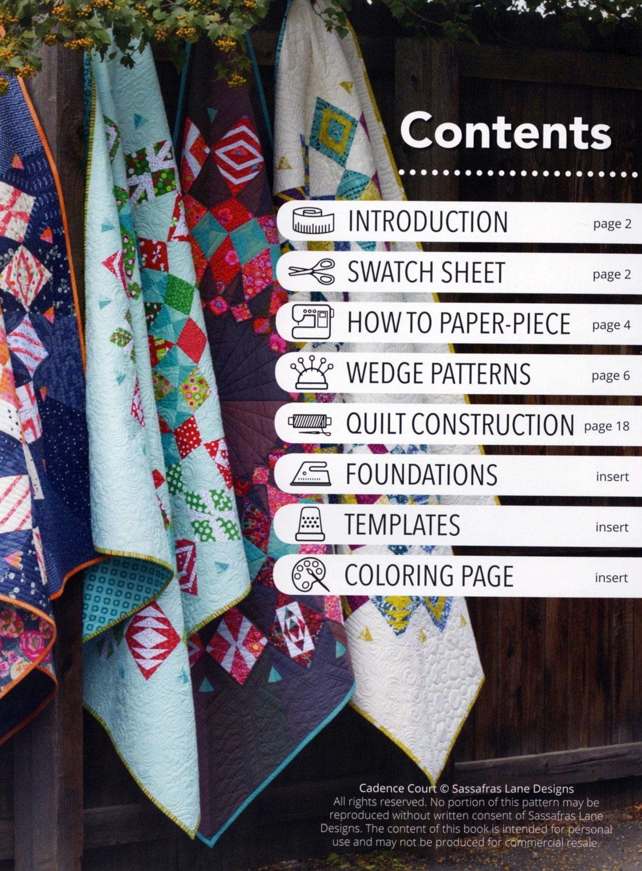 Cadence-Court-quilt-sewing-pattern-Sassafras-Lane-Designs-back