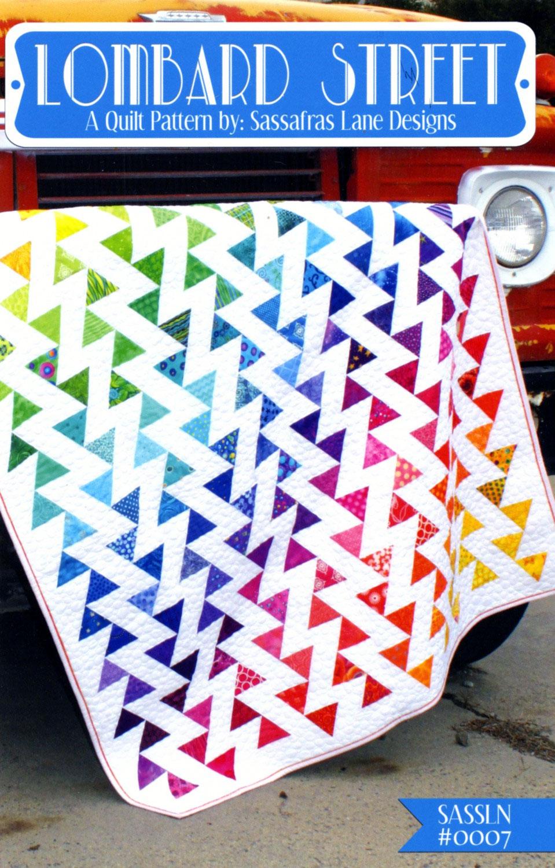 Lombard-Steet-quilt-sewing-pattern-Sassafras-Lane-Designs-front
