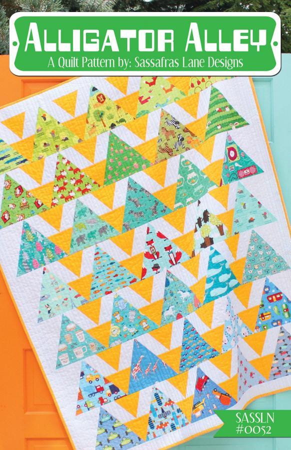 alligator-alley-quilt-sewing-pattern-Sassafras-Lane-Designs-front
