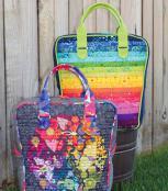 Bubba Bowling Bag sewing pattern Sassafras Lane Designs 2